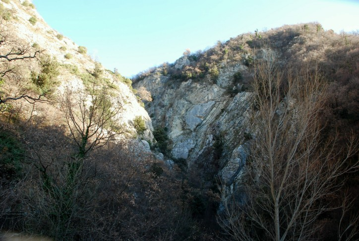 Canyon Torrente Cirone