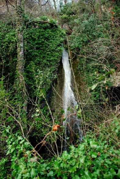 Cascata Torrente Butino
