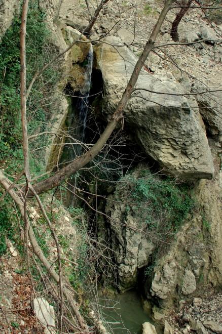 Cascata Torrente Cirone